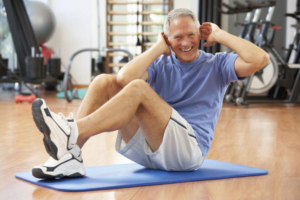 older adult physio